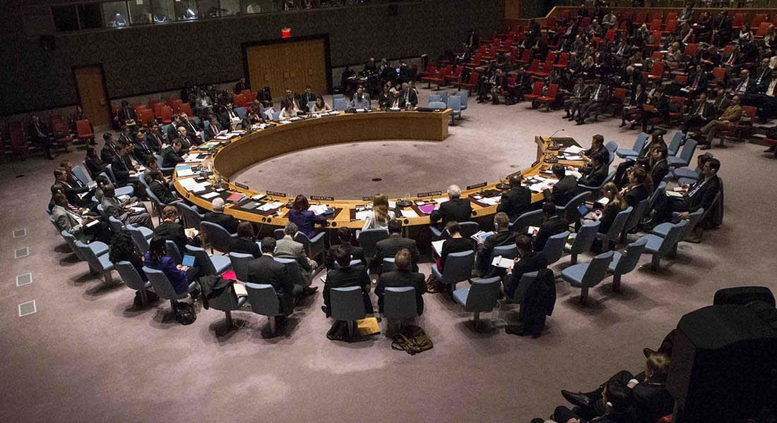 مجلس الأمن يصوت على قرار يدعو الحوثيين لترك السلطة في اليمن