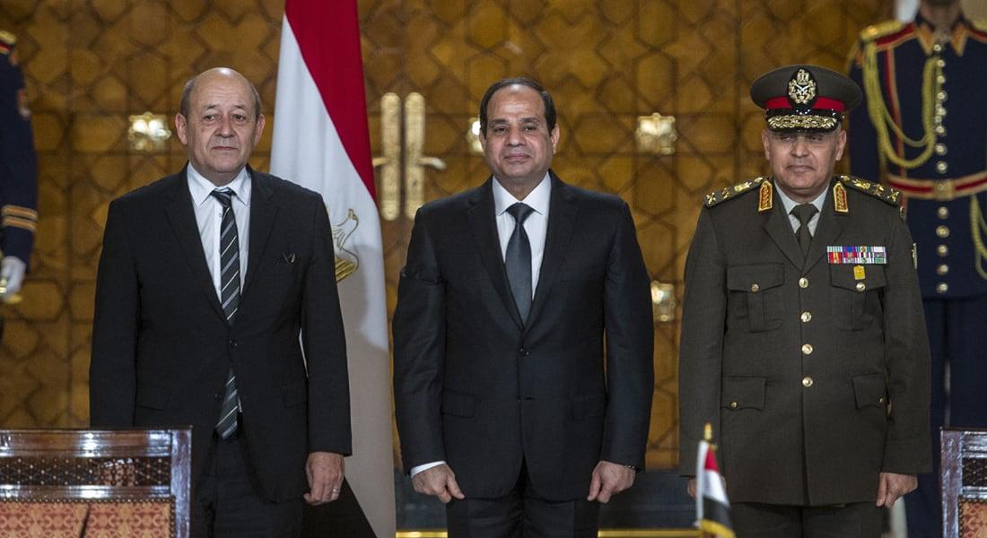 السيسي ملمحا لدور عسكري موسع: عملية حلف الناتو في ليبيا لم تكتمل.. وحان الوقت لتدارك ذلك
