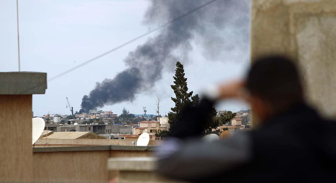 مصر: مشروع القرار العربي بشأن ليبيا لا ينص على تدخل عسكري