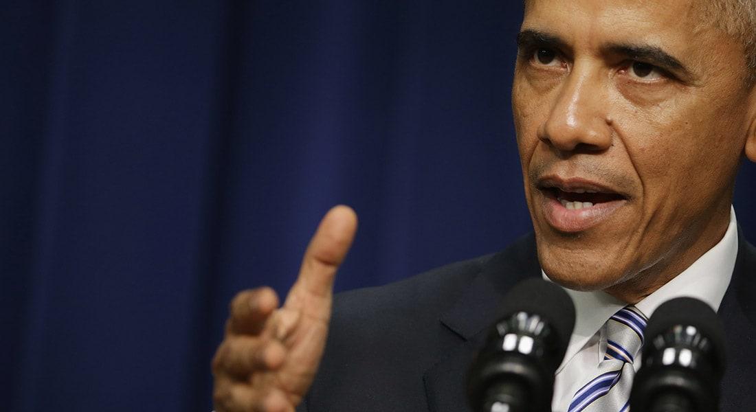 باراك أوباما: نحن لسنا في حرب مع الإسلام