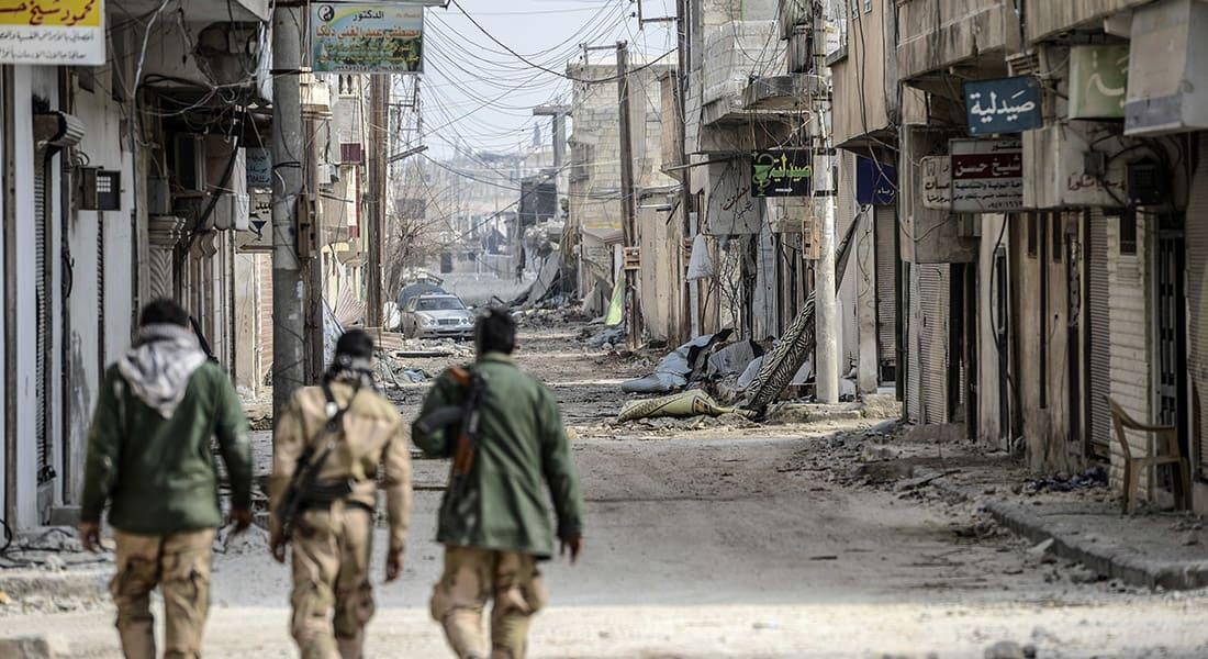 اتفاق أمريكي - تركي على تدريب مقاتلين من المعارضة السورية