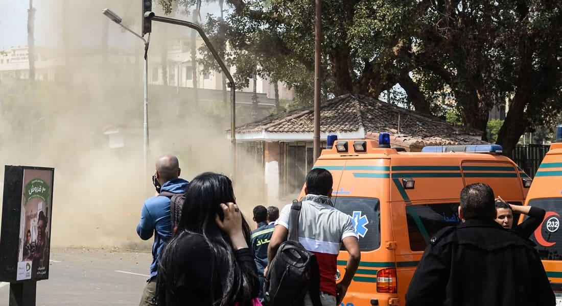 """مصر.. قتيل و3 جرحى في انفجار ببني سويف وإحباط """"مخططات إرهابية"""" ببورسعيد والغربية"""