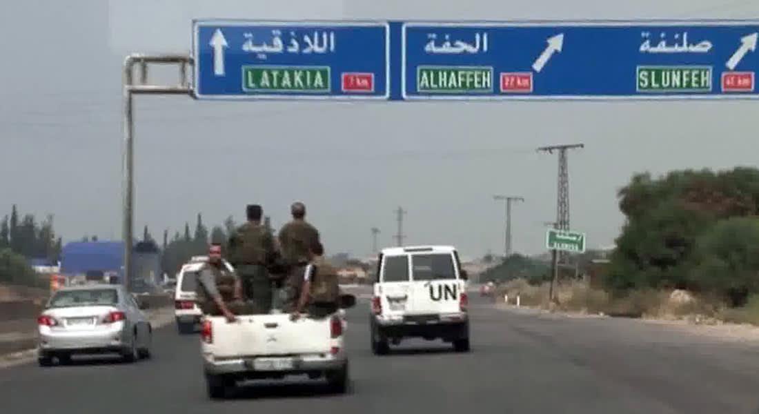 المرصد: 4 قتلى بانفجار مدو بمدينة قرداحة باللاذقية مسقط رأس بشار الأسد