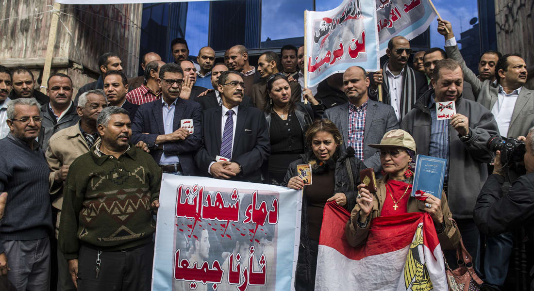 """""""هانضم لداعش"""".. وسم للسخرية مما آلت اليه الأوضاع في مصر"""