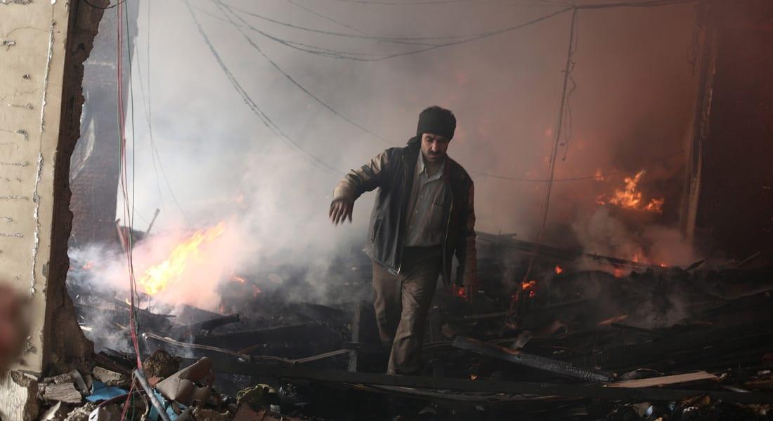 المرصد: أكثر من 1600 قتيل بغارات التحالف في سوريا خلال 5 أشهر