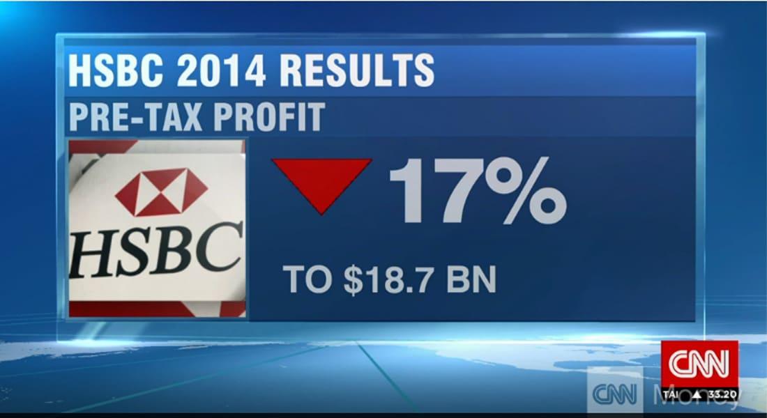 مدير HSBC خبأ علاواته بحساب مصرفي في سويسرا