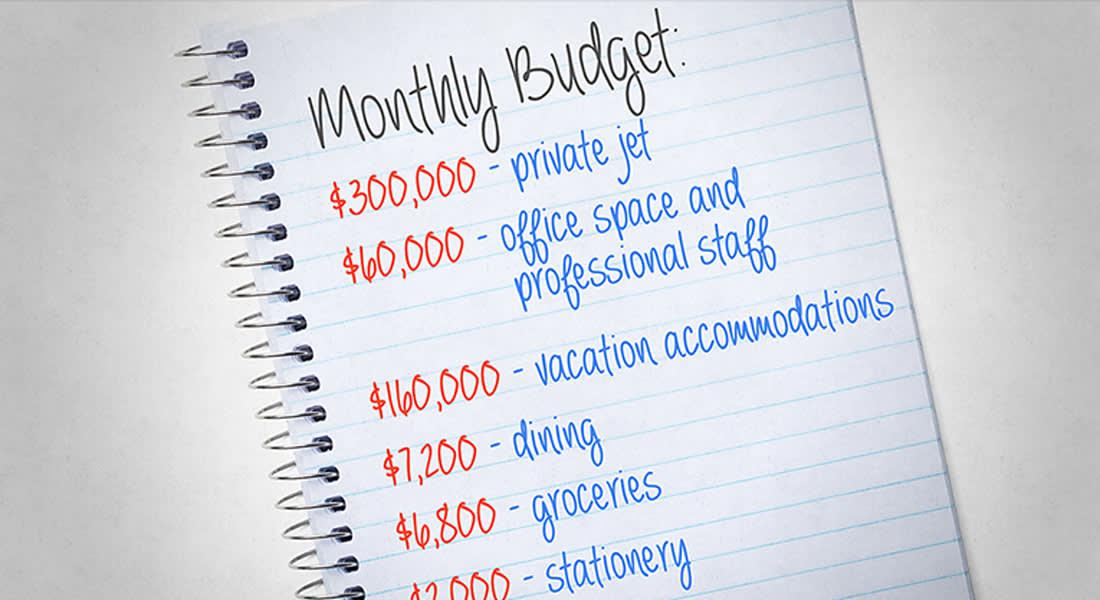 مليون دولار... هذا ما تطالب به زوجة ملياردير أمريكي كنفقة شهرية