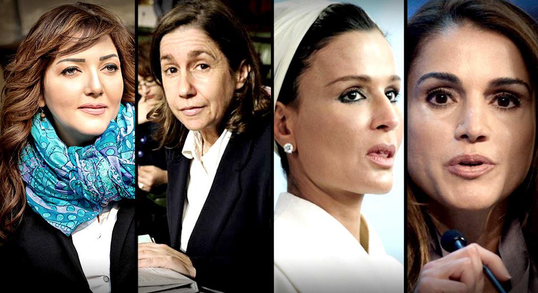 من هي السياسية العربية الأكثر إلهاماً للجمهور؟
