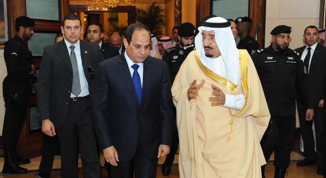 """السيسي يلتقي الملك سلمان في الرياض.. أردوغان يتوجه للمدينة المنورة.. ولا أنباء عن """"مبادرة مصالحة"""""""
