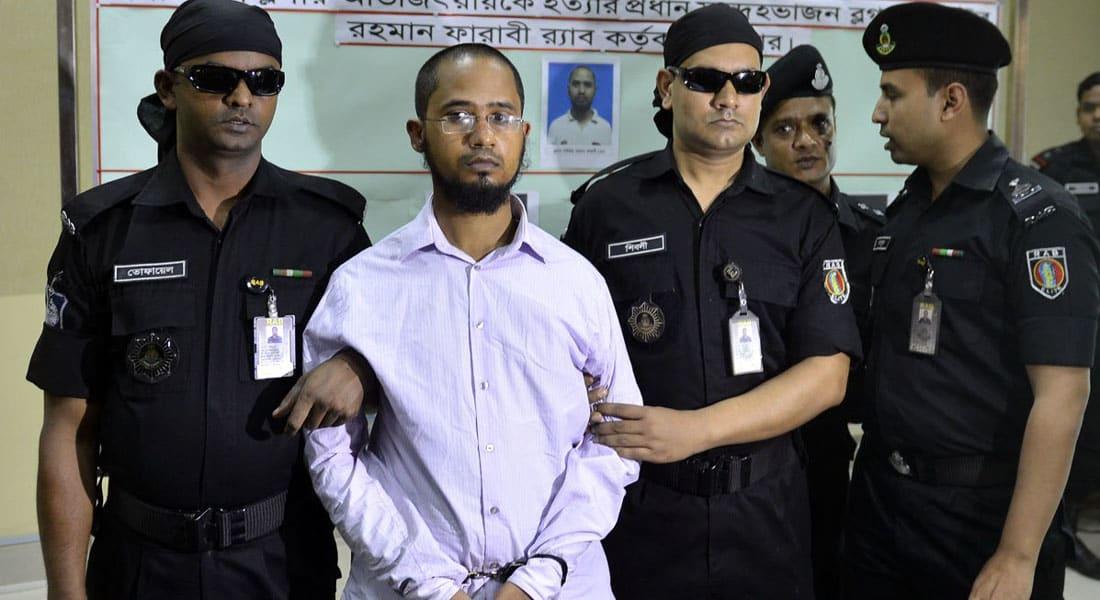 بنغلادش: اعتقال المشتبه به الرئيسي في مقتل المدون الأمريكي والداعية للإلحاد افيجيت روي