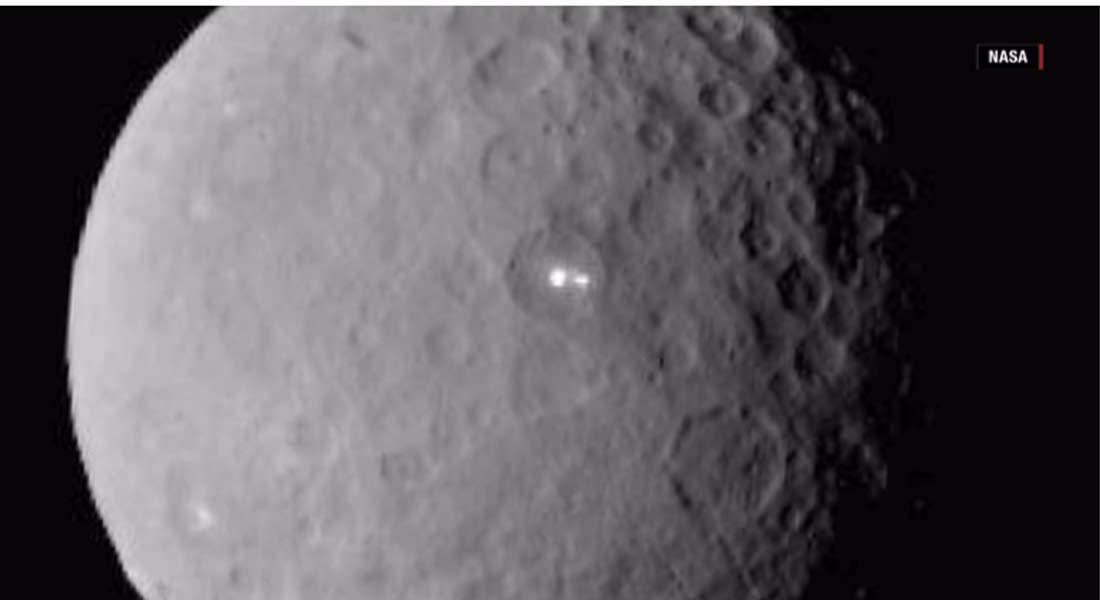 """مركبة ناسا الفضائية """"دون"""" تقترب من الكوكب الغامض"""