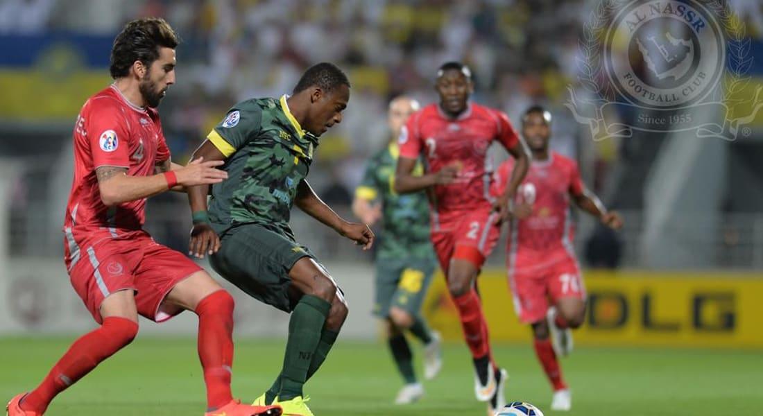 مباراة النصر ولخويا تثير مشجعي النادي السعودي على تويتر
