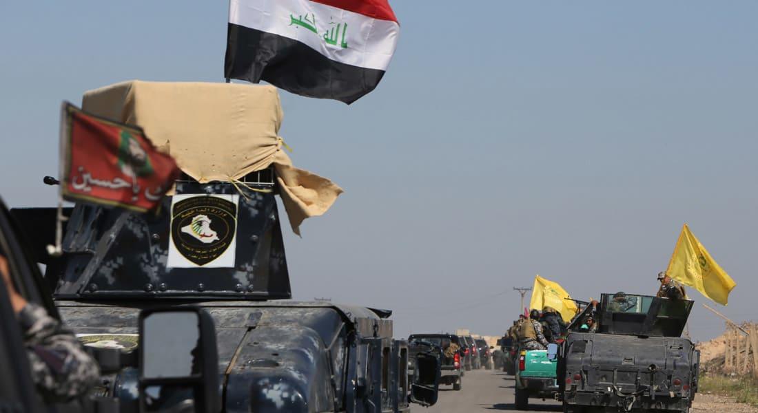 """العراق يشير لـ""""فرار جماعي"""" لعناصر داعش من الفلوجة وتكريت وسط تقدم الجيش.. والتنظيم يرد بتسجيلات لجثث قتلى"""