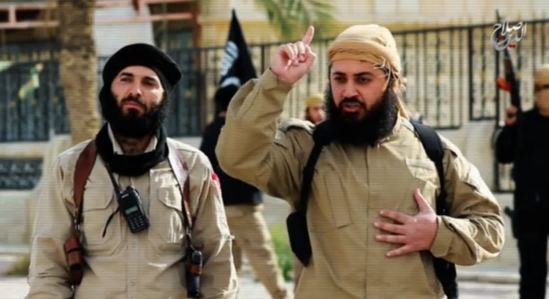 داعش ينشر تسجيلا مصورا يزعم فيه استمرار سيطرته على تكريت وجوارها ويهدد: لدينا أسود جائعة