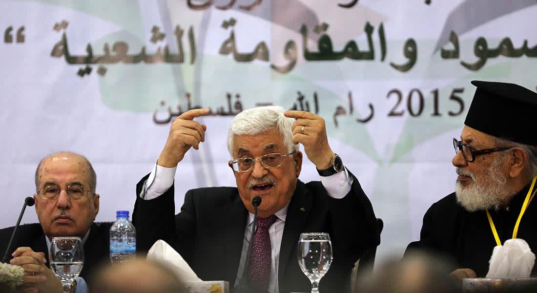 منظمة التحرير الفلسطينية تعلن وقف التنسيق الأمني مع إسرائيل