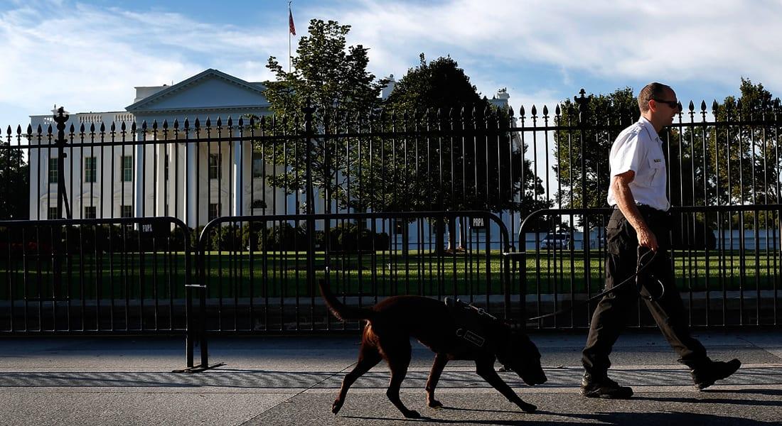 """أمريكا.. تأهب أمني في البيت الأبيض من """"تهديد محتمل"""" بسيارة مجهولة"""