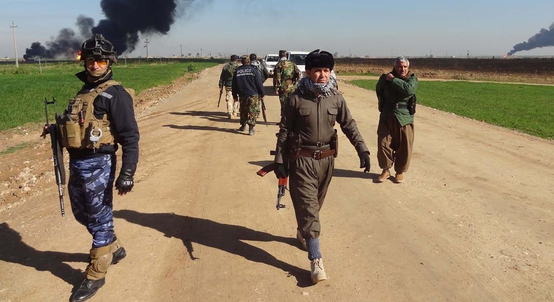 """حرب داعش.. مقتل جندي كندي وإصابة ثلاثة آخرين بـ""""نيران صديقة"""" في شمال العراق"""