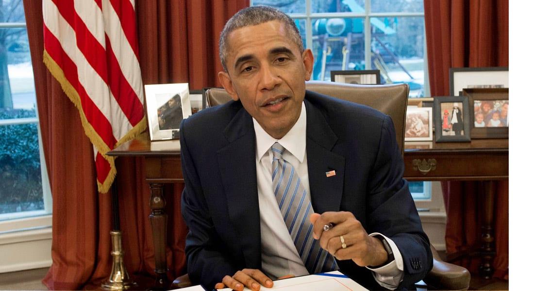 أوباما: أي صفقة مع إيران بشأن النووي يجب أن تتضمن نظاما صارما للتفتيش
