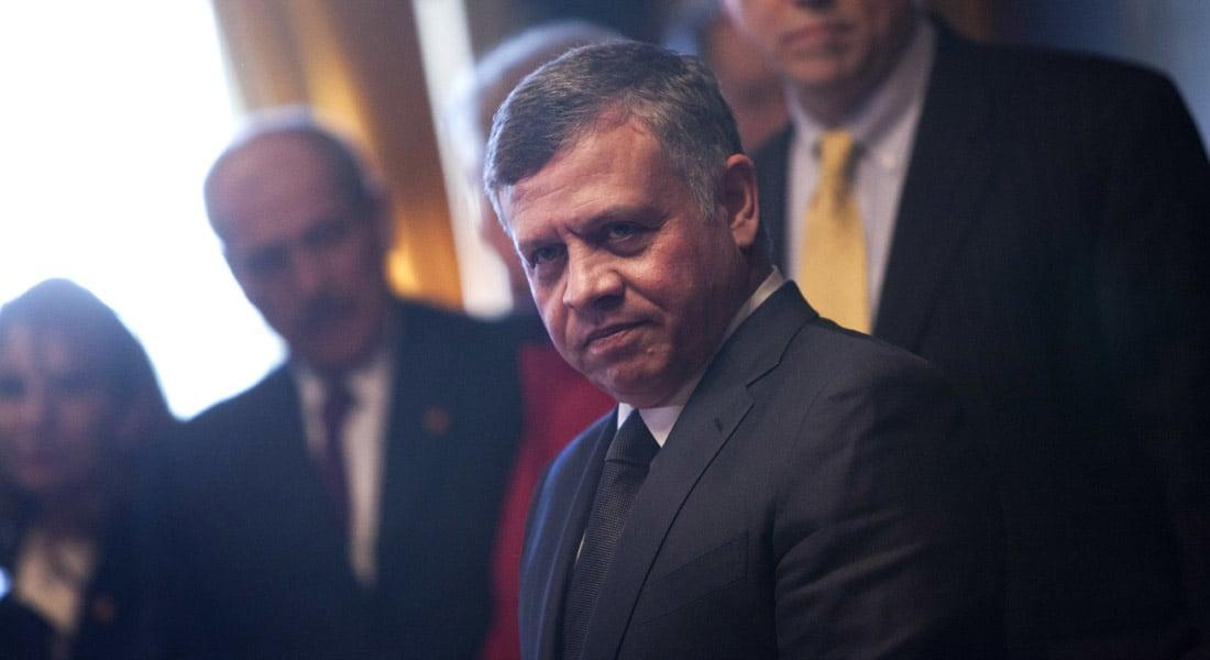 العاهل الأردني أمام البرلمان الأوروبي: ردنا على داعش كان سريعا وحازما وستستمر معركتنا ومعنا دول عربية وإسلامية