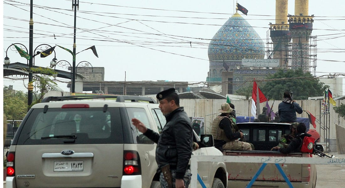 بغداد تستنكر تصريحات مستشار لروحاني قال فيها إن العراق عاصمة للإمبراطورية الإيرانية