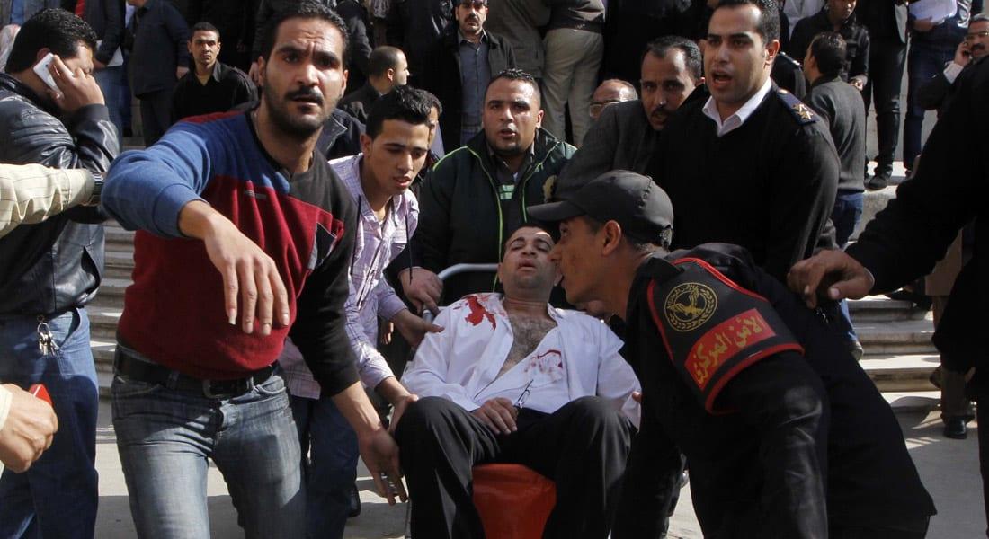 مصر: سلسلة تفجيرات تستهدف البنك التجاري الأمريكي وخدمات الاتصالات وقطاع الكهرباء