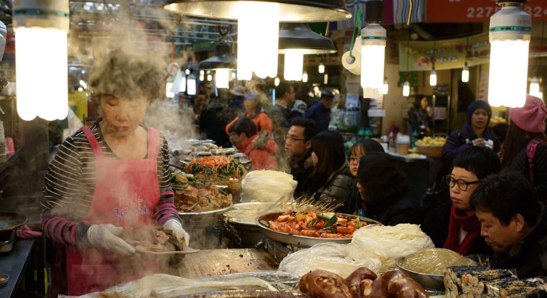 """مكتب لـ""""منتجات الغذاء الحلال"""" بكوريا الجنوبية وسيؤول تخطط لمضاعفة صادراتها للمسلمين"""