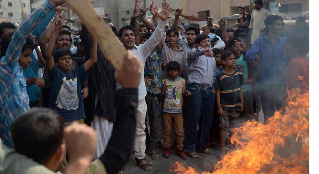 باكستان: 14 قتيلا بتفجيرين انتحاريين في حي مسيحي وطالبان تهدد بالمزيد إلى أن تطبق الشريعة