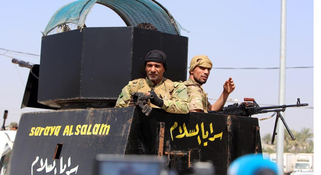 """مقتل 24 من """"داعش"""" .. حملات تطهير موسعة وقصف لطائرات التحالف غرب العراق"""