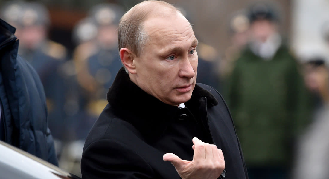 """روسيا.. بوتين يظهر للعلن بعد اختفاء غامض لـ10 أيام ويأمر بـ""""تأهب"""" أسطول الشمال"""