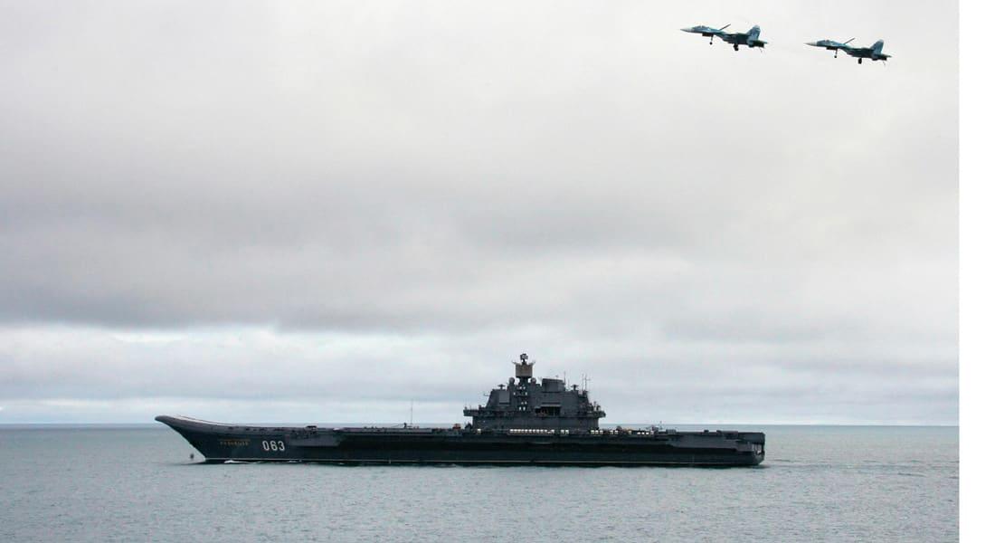 """طائرة عسكرية روسية تحلق قرب """"أجواء الناتو"""" المتوترة بسبب مناورات أسطول الشمال"""
