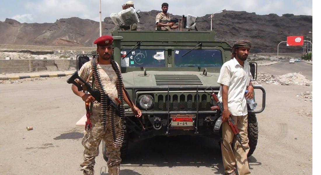 اليمن: قتلى وجرحى في معارك ضارية حول مطار عدن بين أنصار الرئيس والمتمردين