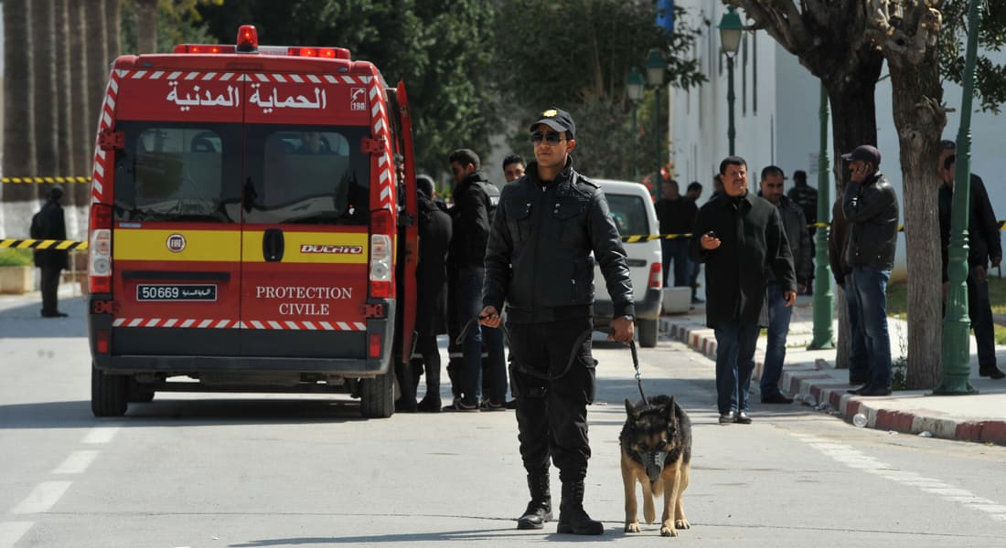 تونس: 23 قتيلا حصيلة قتلى هجوم الأربعاء والسبسي يؤكد: المهاجمان كانا يحملان متفجرات