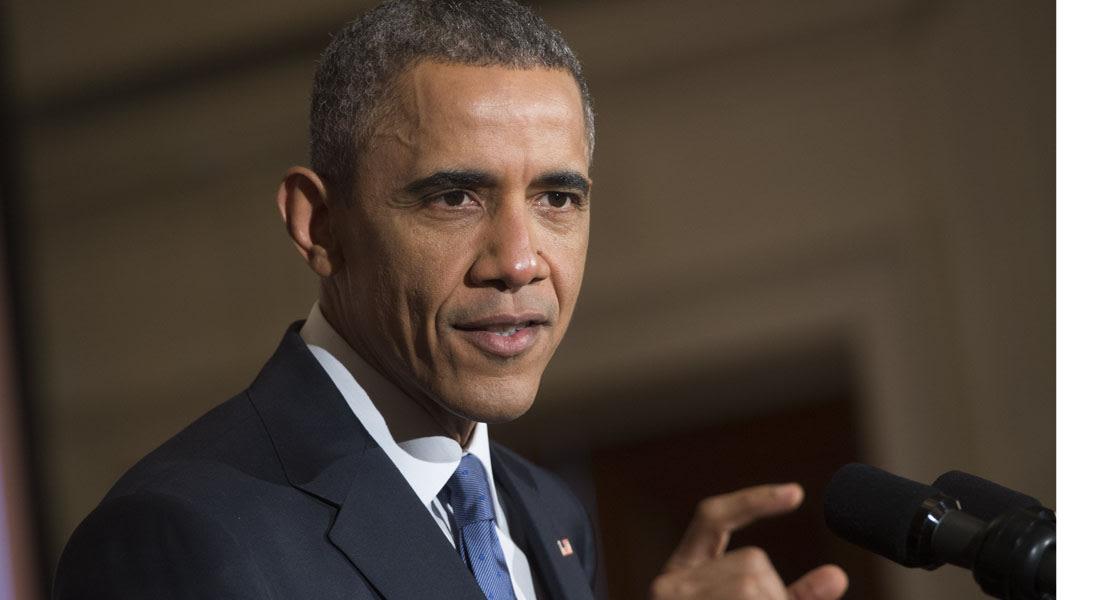 أوباما: صدّقنا نتنياهو بأن حل الدولتين لن يحدث خلال رئاسته ولذلك يجب تقييم خياراتنا