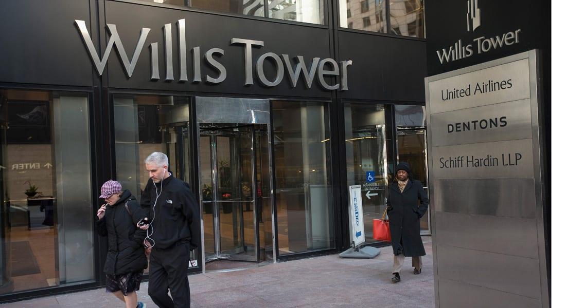 خسر لقبه ولم يخسر بريقه .. برج ويليس 1.5 مليون زائر سنويا والصعود في 70 ثانية