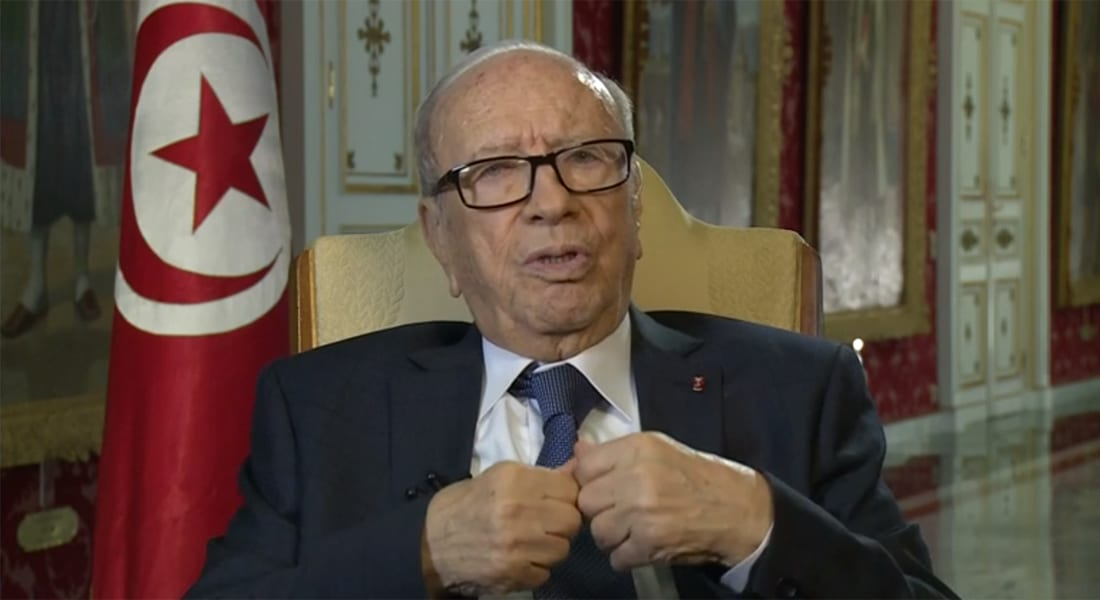 الرئيس التونسي لـCNN: منفذو هجوم باردو لم يفجروا احزمتهم الناسفة لحسن الحظ