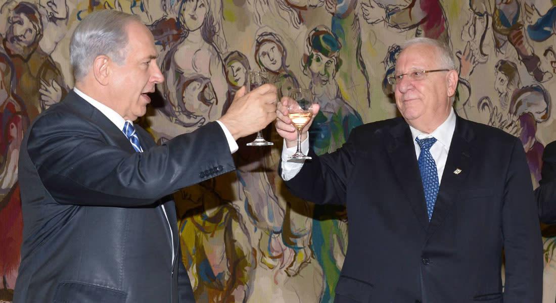 مشاورات ريفلين لحسم تكليف رئيس حكومة إسرائيل.. 67 لنتنياهو مقابل 29 لهيرتزوغ