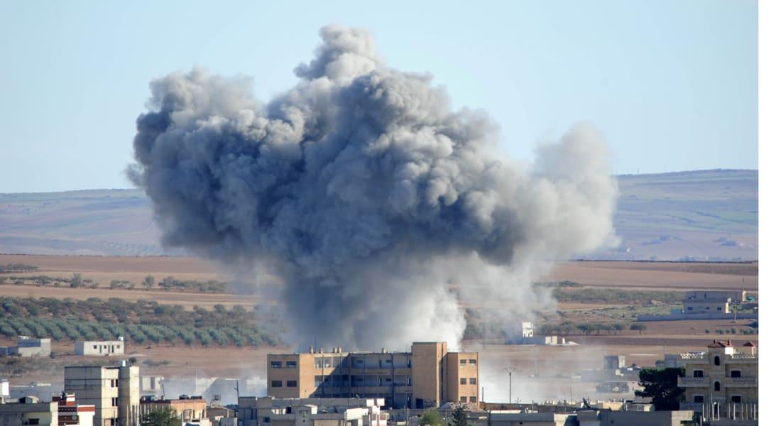 """آخر إحصائية: 1953 قتيلا في غارات التحالف على سوريا بينهم 92% من مقاتلي """"داعش"""""""