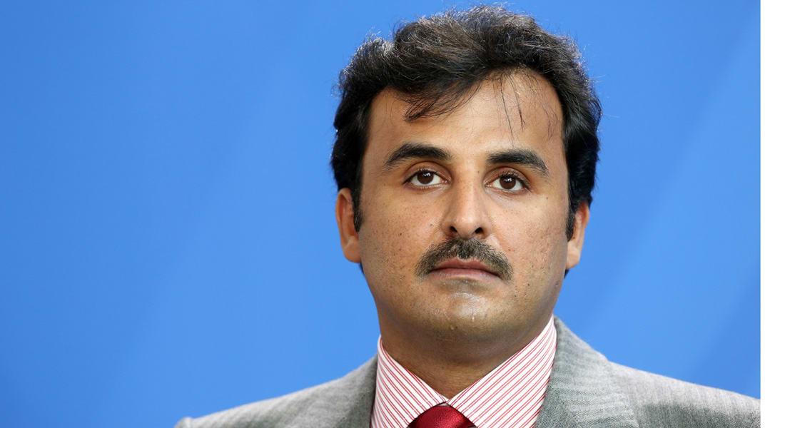 """سامح شكري: أبلغنا بحضور أمير قطر إلى """"شرم الشيخ"""" وخيار """"الحل العسكري"""" في اليمن أمام القمة"""