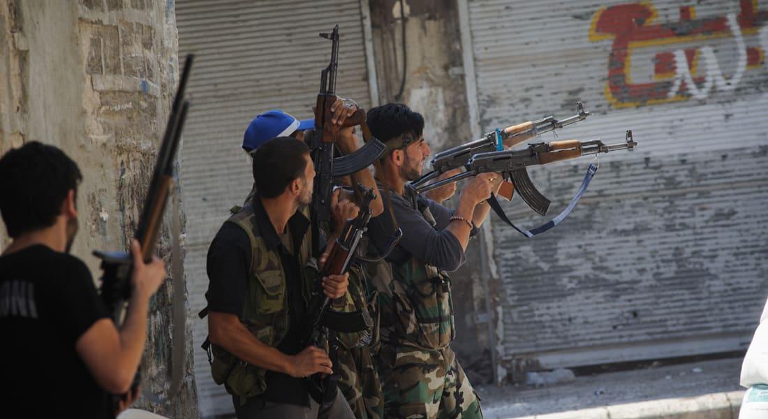بريطانيا تعلن تدريب المعارضة السورية المعتدلة لمواجهة تنظيم داعش