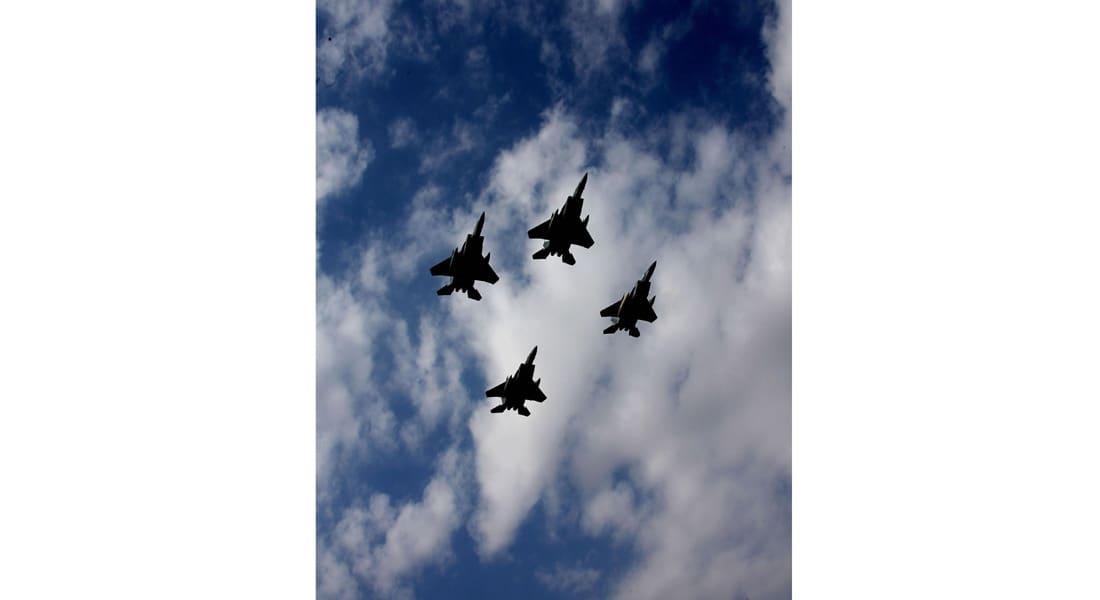 سقوط مقاتلة سعودية من طراز F-15S فوق البحر الأحمر ونجاة طياريها
