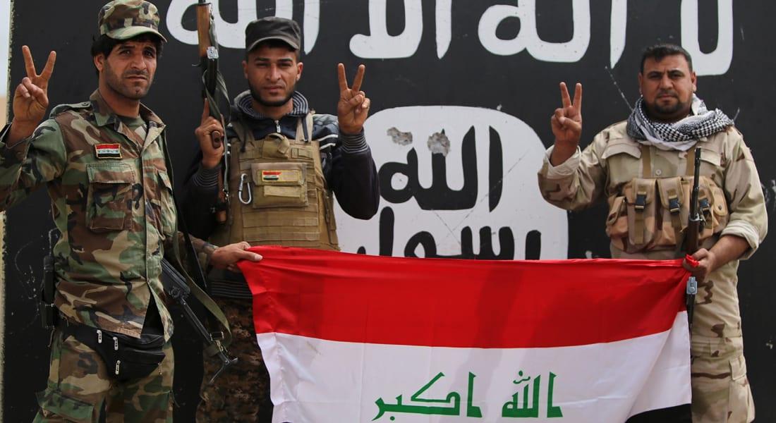 دخول القوات العراقية لتكريت.. مؤيدو داعش: يقاتلوننا على تكريت وعيننا على الرياض