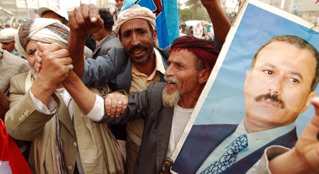 نفي فرار صالح بطائرة روسية والسعودية تواصل تسليح أنصار هادي.. وجيش قبلي يحتشد بمأرب