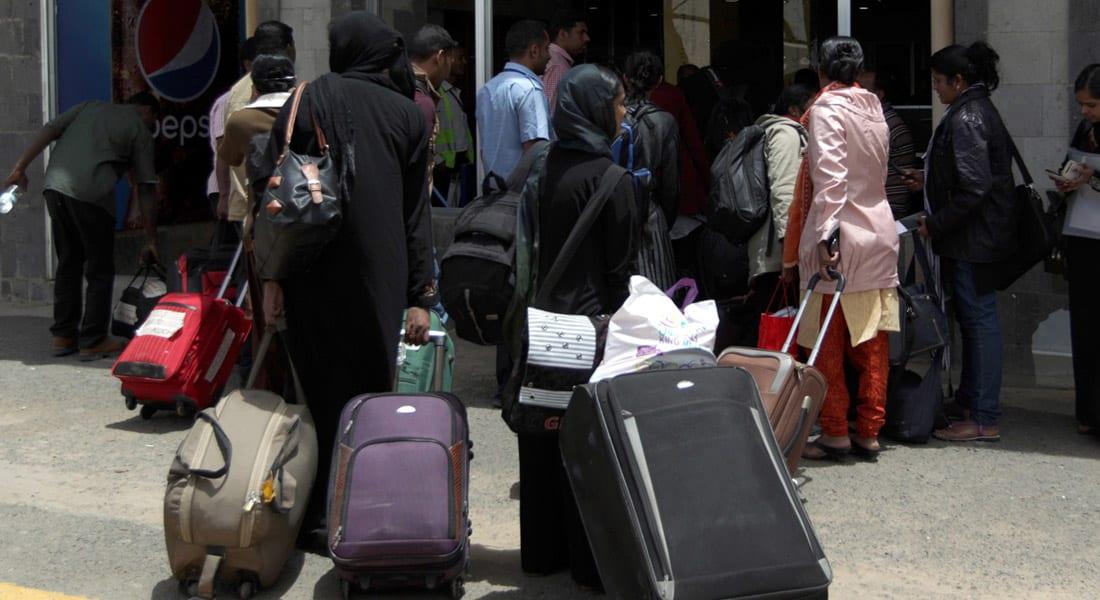 """مئات اليمنيين عالقون في الأردن بانتظار العودة.. وعمّان تؤكد: تدقيق الوثائق """"مسألة سيادية"""""""