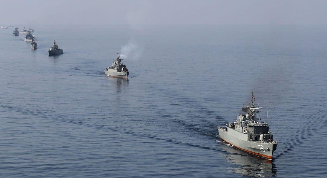 """طهران: سفن حربية إيرانية تتجه إلى مضيق باب المندب وخليج عدن """"لصون مصالحنا"""""""