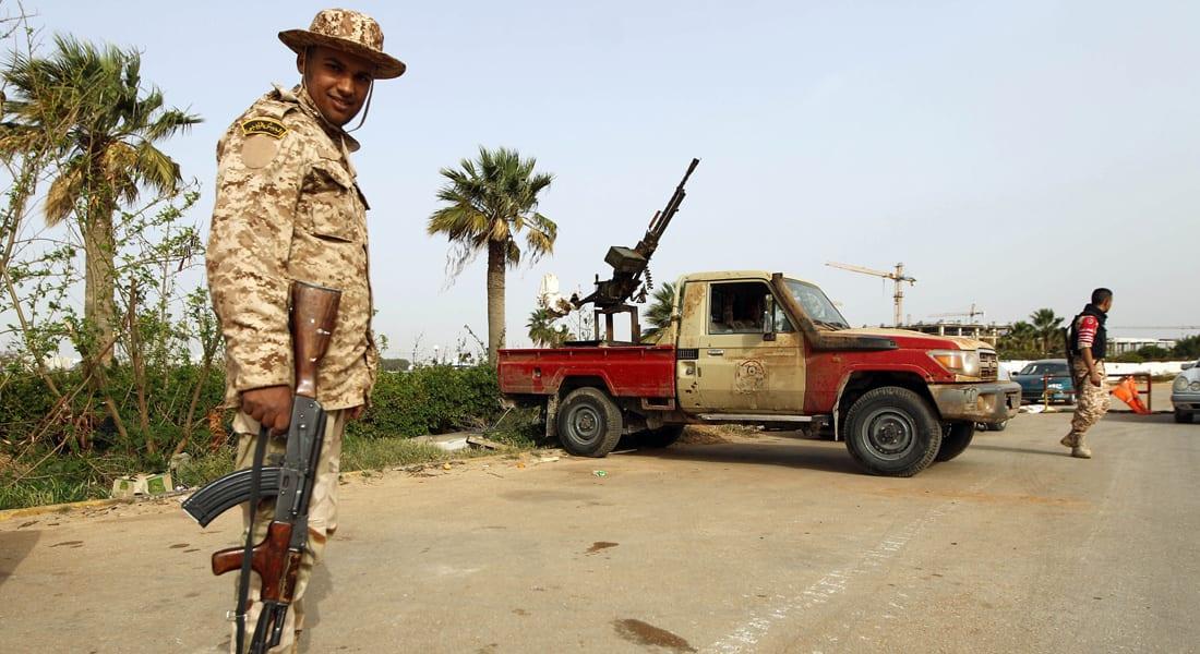 قتيلان في هجوم مسلح على سفارة كوريا الجنوبية في العاصمة الليبية