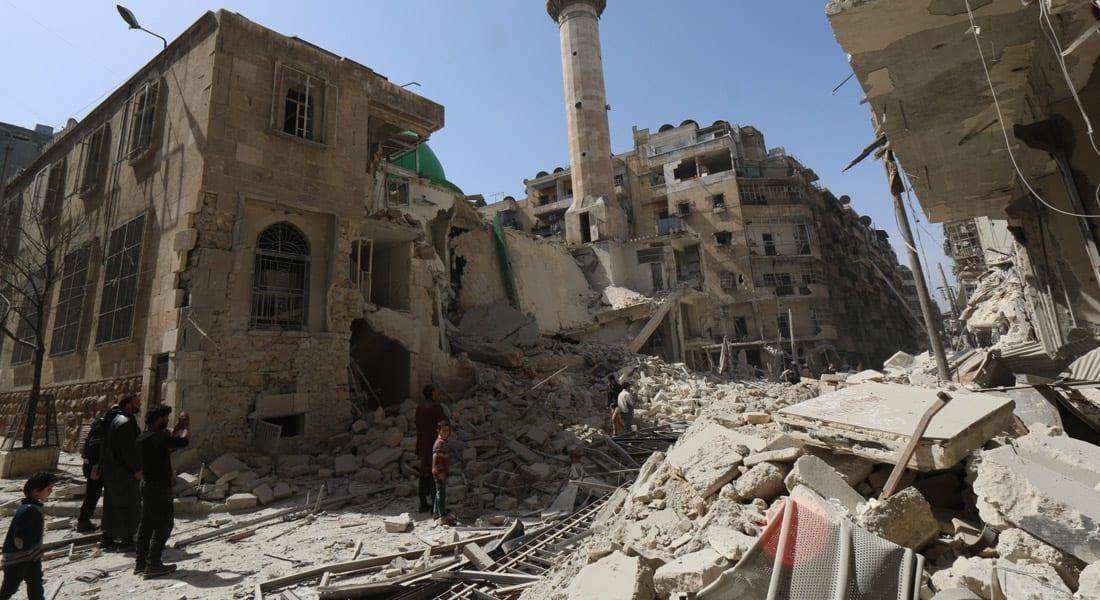 """رسالتان من نظام الأسد إلى الأمم المتحدة ومجلس الأمن عن """"جريمة إرهابية جديدة"""" في حلب"""