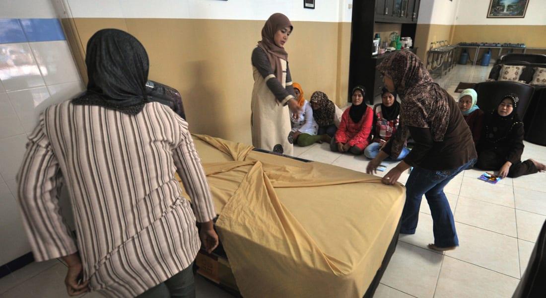 إندونيسيا تحتج لدى سفير الرياض بجاكارتا بعد تنفيذ حكم الإعدام بعاملة إندونيسية قتلت سعودية