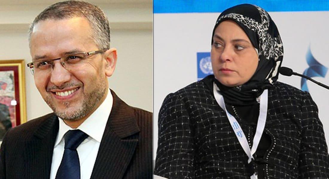 """وزير مغربي يعلق """"بغموض"""" على """"قصة حب"""" مع زميلته الوزيرة قد تنتهي بأول زواج من نوعه"""