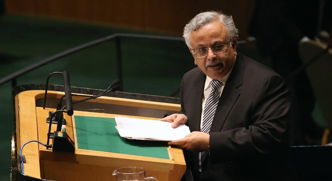 داعية يمني: مندوب السعودية بـUN  ومهندس قرار مجلس الأمن من أصول يمنية