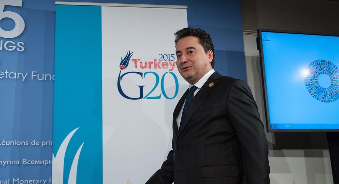 تركيا: نائب داود أوغلو يدافع من واشنطن عن التمويل الإسلامي ويؤكد برهنة الأزمة المالية العالمية على قوته